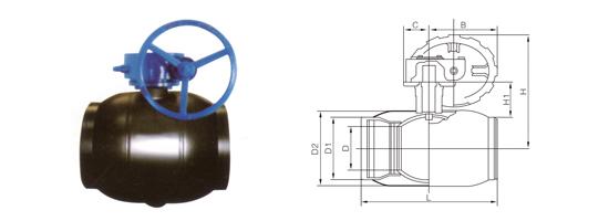 供暖焊接固定式球阀 -必發365-必发365登录-必发365网投