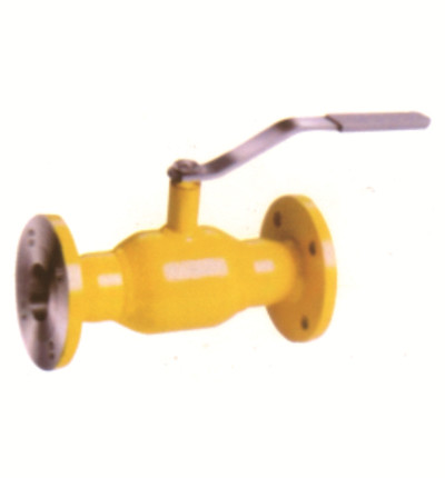 法兰手柄传动式焊接球阀