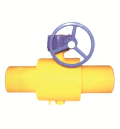 燃气用全焊接固定式球阀